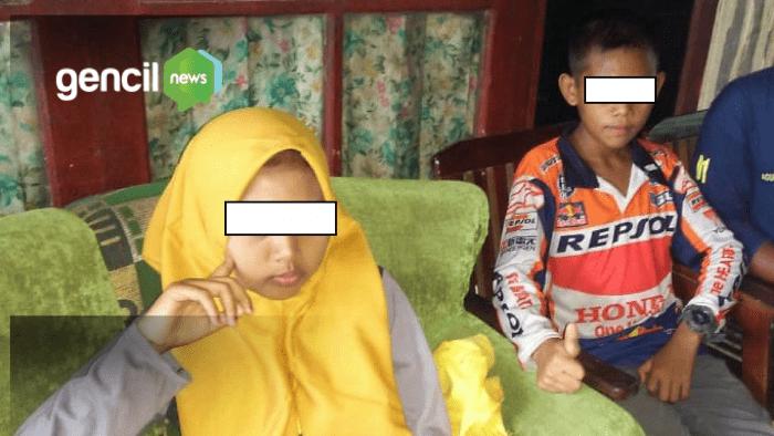 Heboh, Pernikahan Bocah di Kalimantan Selatan (Bagian1)
