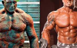 Dave Bautista Main di Film My Spy