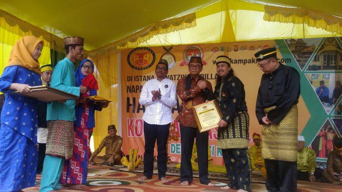 Watimpres Yakin Kampak Solid di Kalbar