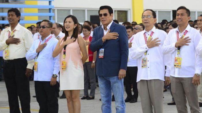 Antonio Halili Wali Kota Filipina Yang Tertembak Mati
