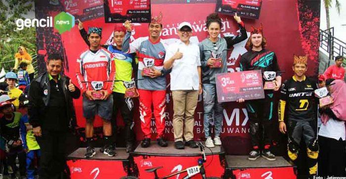 BMX International 2018, Timnas Indonesia berhasil menjadi juara umum