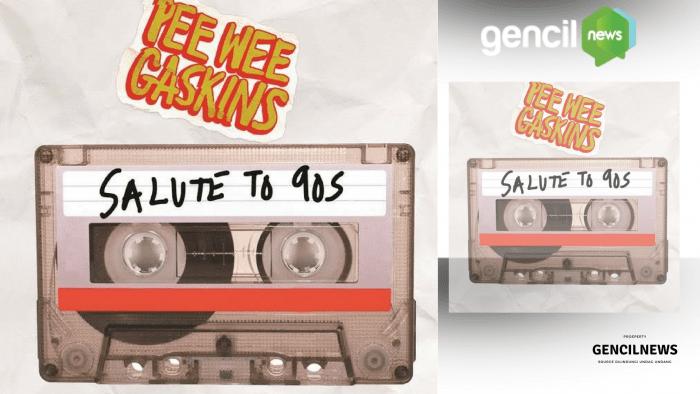Pee Wee Gaskins Rilis Mini Album Bertajuk Salute to 90's