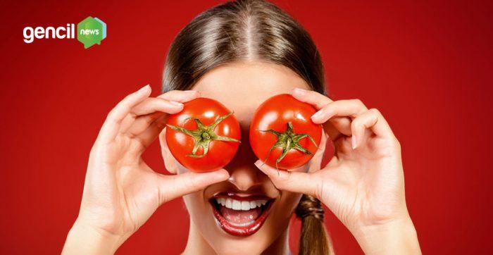 Ternyata Buah Tomat Dapat Mengatasi Kulit Kusam Lho …
