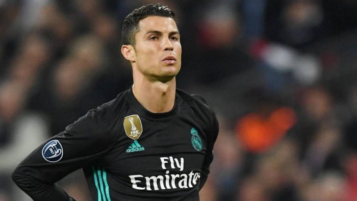 Juventus Jadi Persinggahan Cristiano Ronaldo