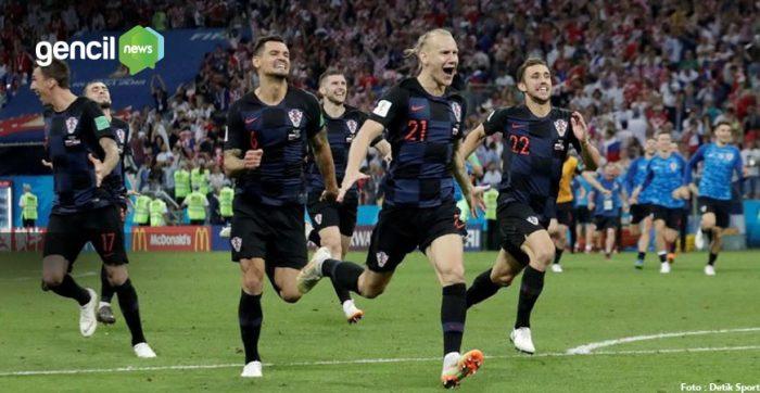 Faktor -faktor di balik kesuksesan  Kroasia di  Piala Dunia Russia 2018