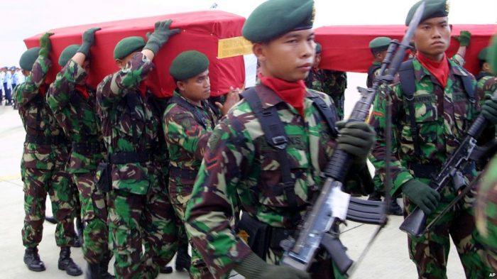 Pasukan Keamanan Indonesia Bertanggung Jawab atas Pembunuhan di Papua