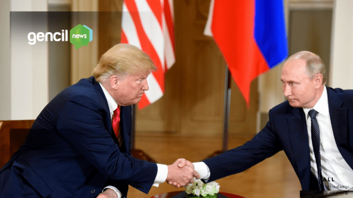 Anggota Kongres Kecam Pernyataan Trump di Helsinki