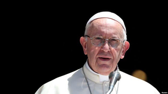 Paus Fransiskus Ajak Ubah Pandangan Tentang Hukuman Mati
