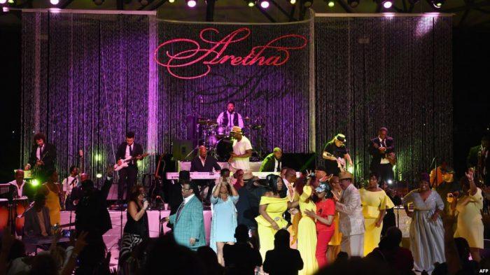 Konser Mengenang Aretha Franklin