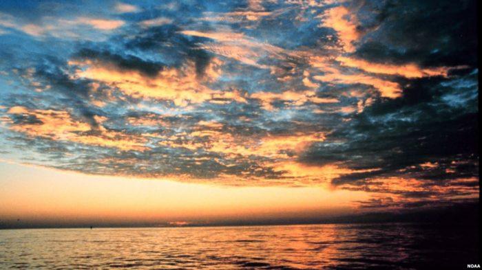 'Zona Mati' Teluk Meksiko Lebih Kecil