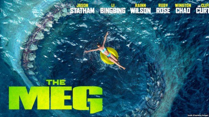 """The Meg"" Film Thriller Mengenai Ikan Hiu, Sukses di Hollywood"
