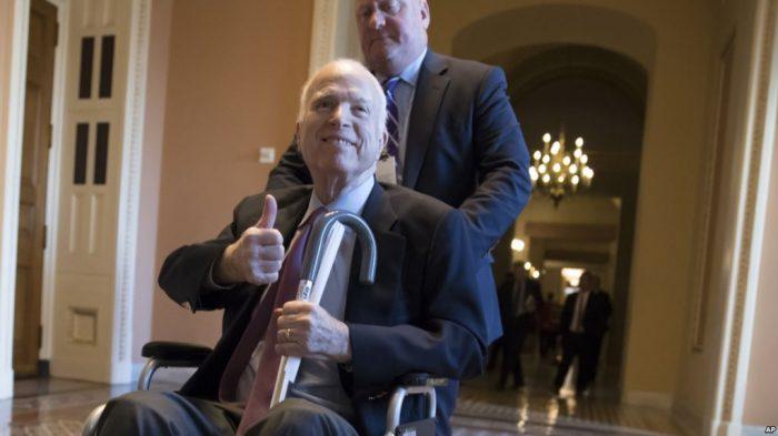 John McCain Meninggal Dunia pada Usia 81
