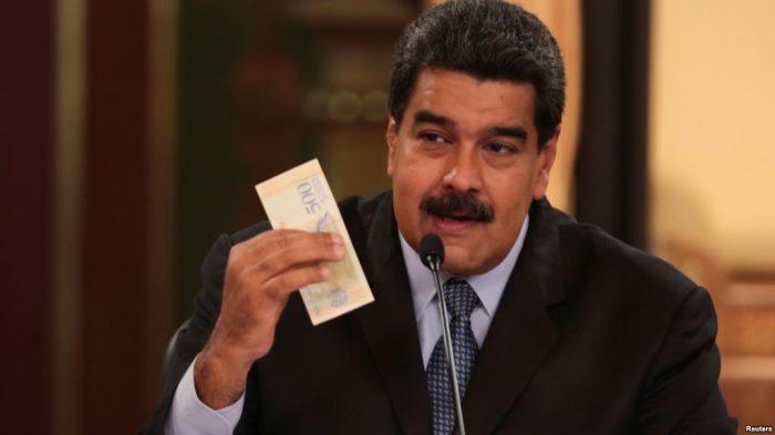 'Formula Ajaib' Presiden Venezuela