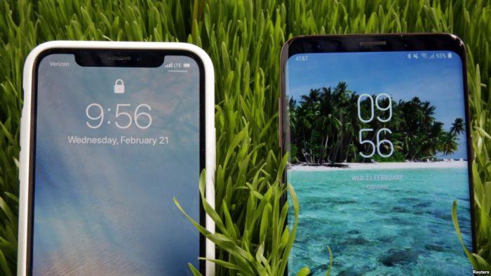 Ponsel Huawei Ungguli Apple