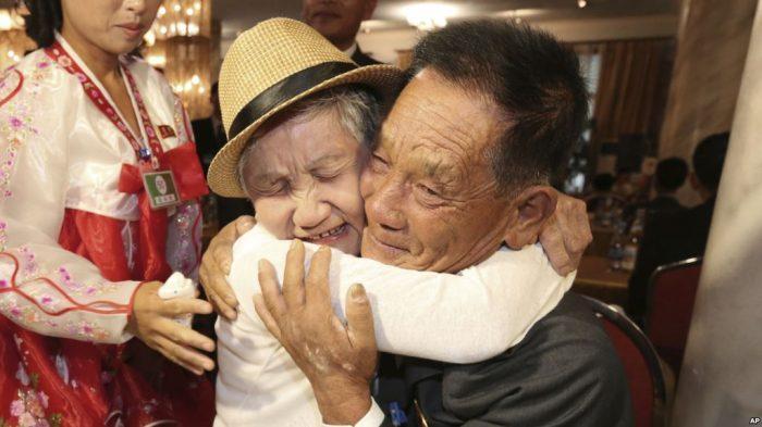 Keluarga Dua Korea Bersiap untuk Reuni di Korea Utara