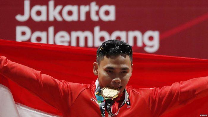 Indonesia Tawarkan Peraih Medali di Asian Games Menjadi ASN