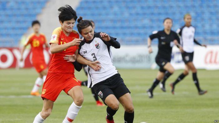 Wang Shanshan, Striker Timnas China Yang Dijuluki 'Ratu Sembilan-gol.'