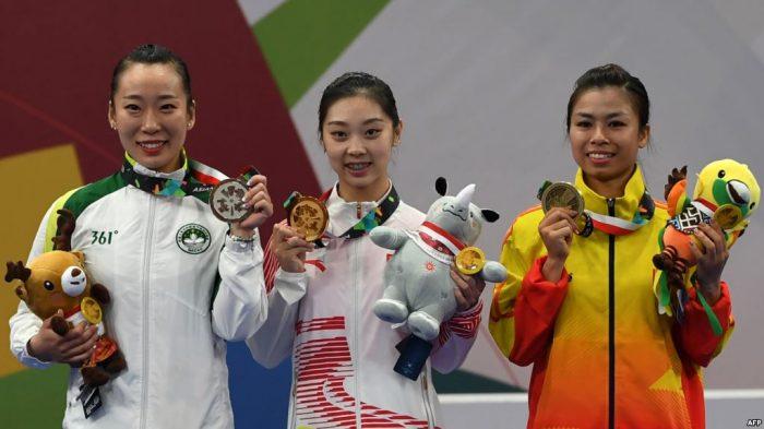 China Dominasi Asian Games 2018