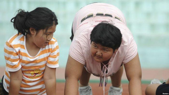 Remaja Putri yang Obesitas Berisiko Depresi