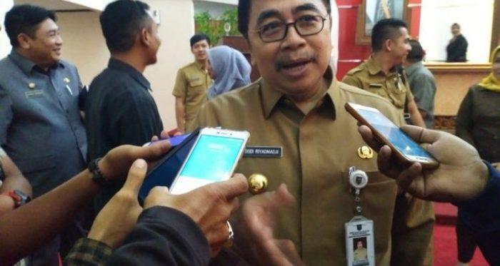 2.469 Napi Diberi Remisi Oleh Pj Gubernur Kalbar