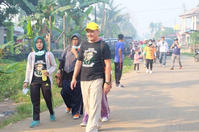 Inisiasi Kampung Sehat, Subhan Noviar: Semoga Masyarakat Makin Sehat