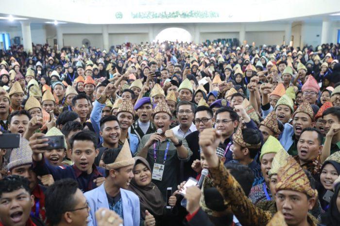 Menpora Ucapkan Terima Kasih Untuk Masyarakat Palembang