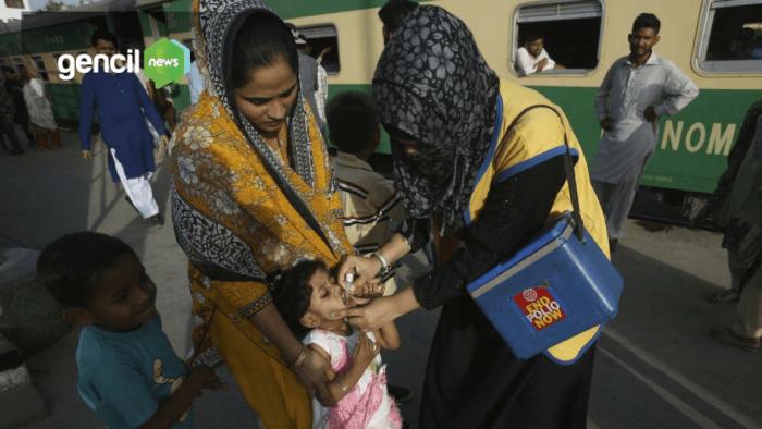 Kampanye Vaksinasi Baru Pakistan, 'Upaya Terakhir' Berantas Polio