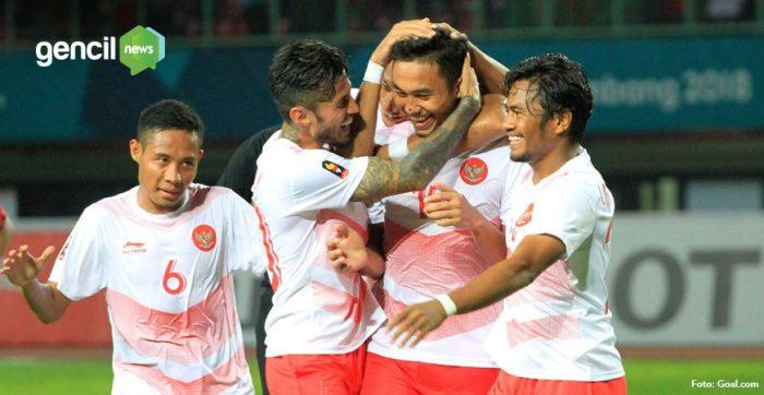 Asian Games 2018, Indonesia Akan Berhadapan Dengan Uni Emirat Arab Di Babak 16 Besar