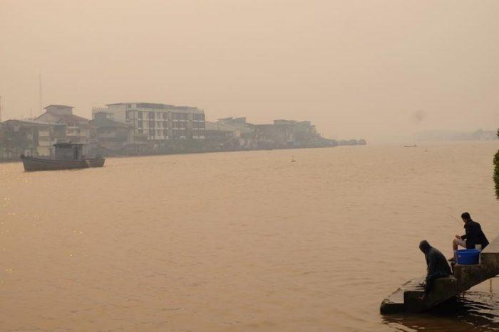 Kabut Asap Makin Tebal, Pontianak Liburkan Sekolah
