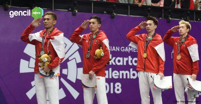 Asian Games 2018, Perolehan Medali Indonesia Pecahkan Sejarah Baru
