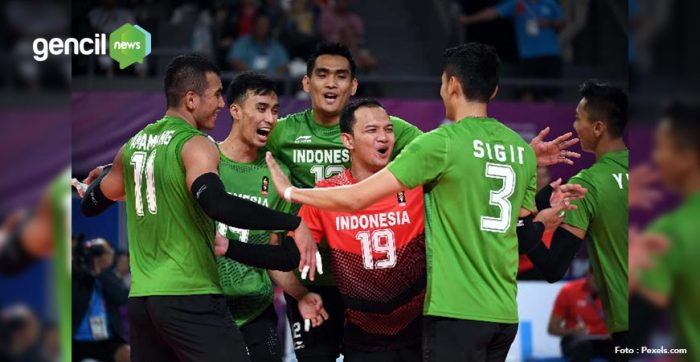 Asian Games 2018, Timnas Voli Putra Berhasil Lolos Ke Babak 12 Besar