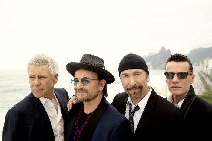 Bono U2 Kehilangan Suara, Konser pun dibatalkan