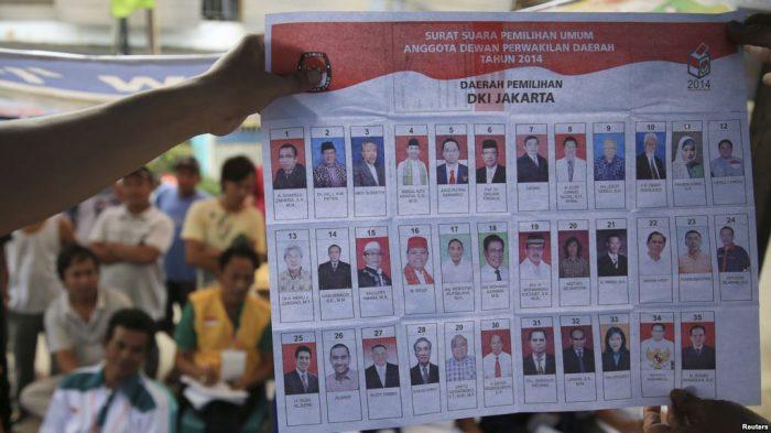 Polmark Indonesia: Politik Uang Tak Pengaruhi Pilihan Warga