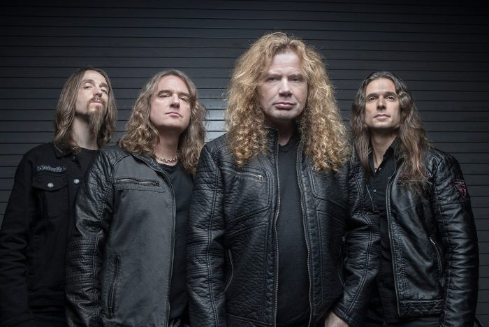 Band Trash Metal Megadeth Undang Jokowi dan Ganjar Pranowo, Nobar Konser di Yogyakarta