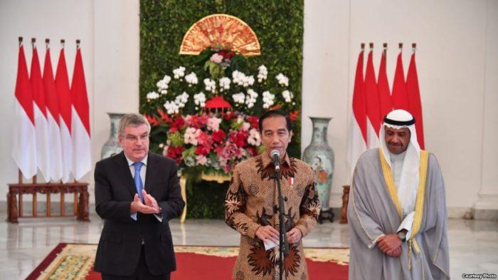 Indonesia Incar Jadi Tuan Rumah Olimpiade 2032