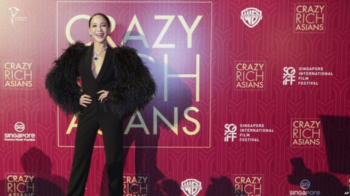 Crazy Rich Asians 3 Pekan Sebagai Jawara di Box Office AS