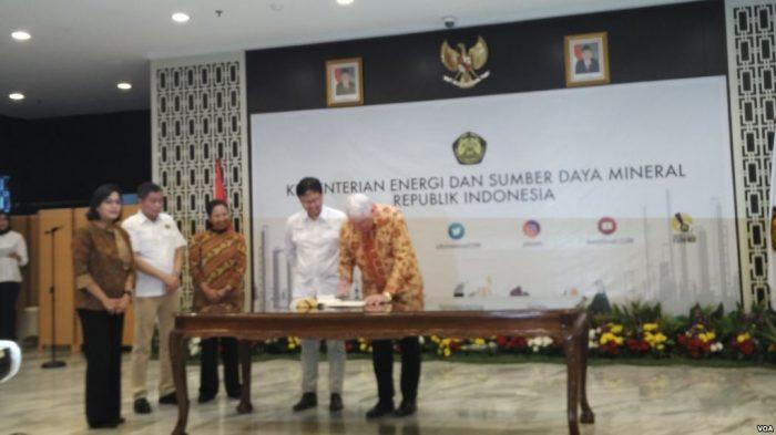 Sah, Indonesia Miliki 51 Persen Saham Freeport