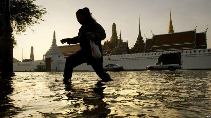Dalam 10 Tahun Kedepan Bangkok Bakal Tenggelam