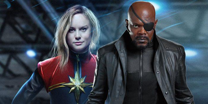 Yuk Cari Tau Tentang Captain Marvel
