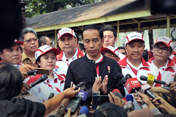 Jokowi Tak Rela Jika Ada Yang Cemooh Atlet Berprestasi Indonesia