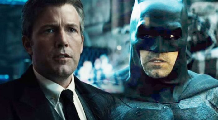 "Ben Affleck ""Gantung Jubah"" Batman?"