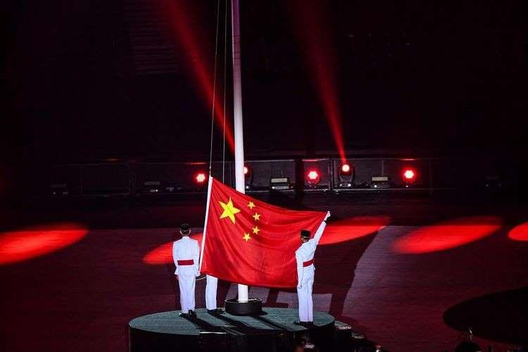 "Bendera China di Penutupan Asian Games, Ternyata Masih Ada yang ""Gagal Paham"""