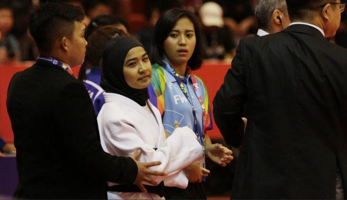 Perlukah Reformasi Aturan Jilbab di Cabang Judo