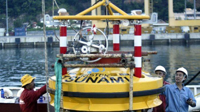 Alat Deteksi Tsunami di Indonesia Rusak Menjadi Sorotan
