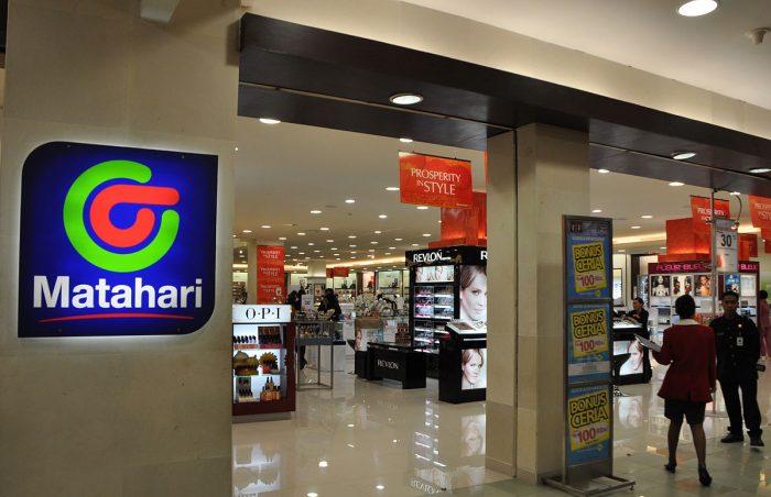 Matahari Departement Store Pontianak: Utamakan Layanan untuk Gaet Pelanggan