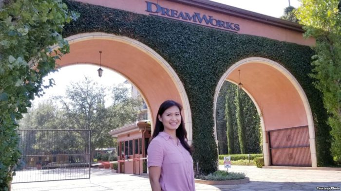 Yorie Kumalasari, Effects Artist Asal Surabaya di DreamWorks Animation