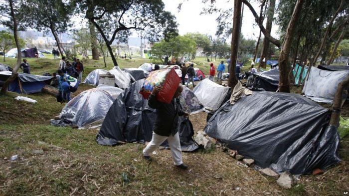 Akibat Krisis Ekonomi dan Politik, Lebih Dari 2 Juta WN Venezuela Mengungsi Ke Kolombia
