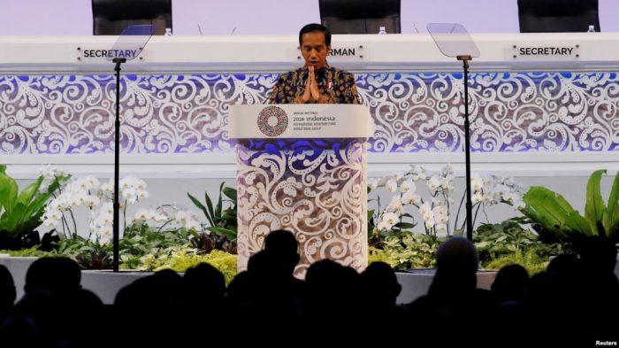 """Pidato Jokowi """"Winter is coming"""" Jadi Sorotan Dunia"""