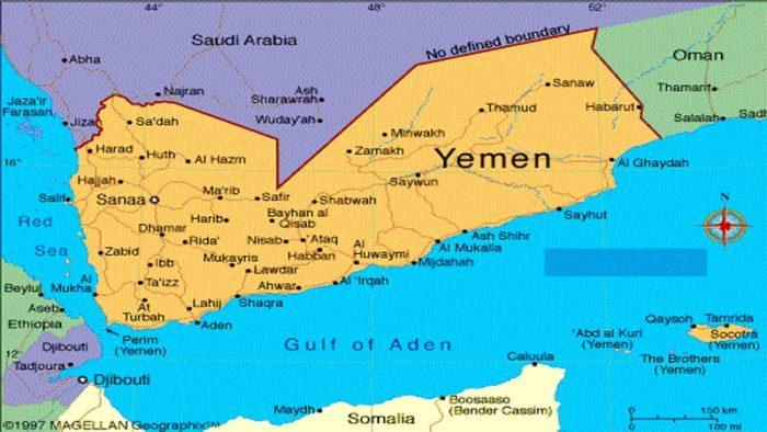 Yaman di Bawah Ancaman Kelaparan