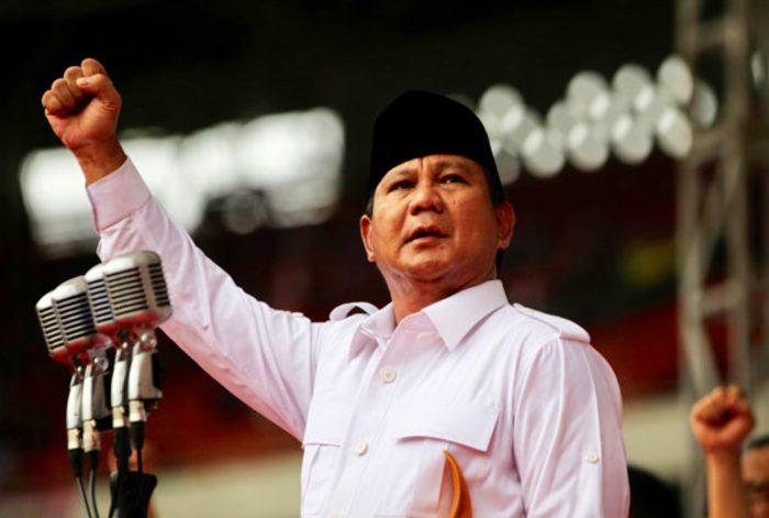 Prabowo Subianto Rayakan Ulang Tahun ke 67
